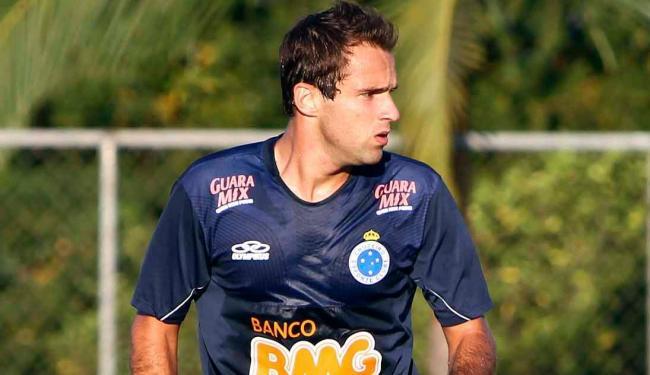 Thiago aguarda resultado dos exames para assinar com o Vitória - Foto: Site Oficial do Cruzeiro | Divulgação