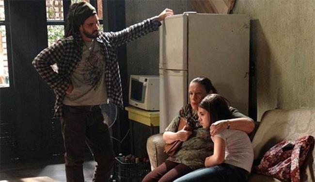 Paulinha é levada para cativeiro e rejeita Ninho: 'Eu nunca vou gostar de você!' - Foto: TV Globo | Divulgação