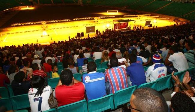 Assembleia geral está marcada para este sábado, 17, a partir das 9h, na Arena Fonte Nova - Foto: Fernando Amorim/ Ag. A TARDE
