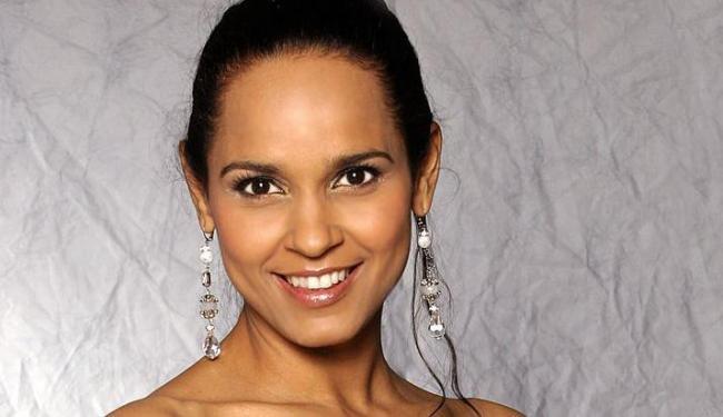 Carla Visi vai cantar o Hino Nacional - Foto: Divulgação