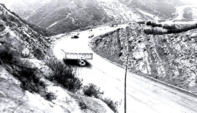 Detalhe da estrada para a Área 51, em Nevada, nos EUA - Foto: Arquivo   Ag. A TARDE
