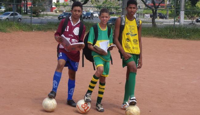 Associação incentiva a prática desportiva, mas prioriza a vida escolar dos jovens atletas - Foto: Divulgação