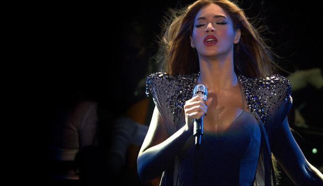 Na foto, Beyoncé em show no Rio em 2010 - Foto: Divulgação