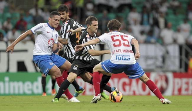 Em jogo truncado, Bahia empata em casa e vai ao quarto jogo sem triunfo - Foto: Eduardo Martins   Ag. A TARDE