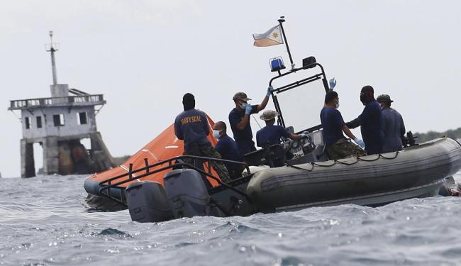 Buscas foram suspensas temporariamente - Foto: Agência Reuters
