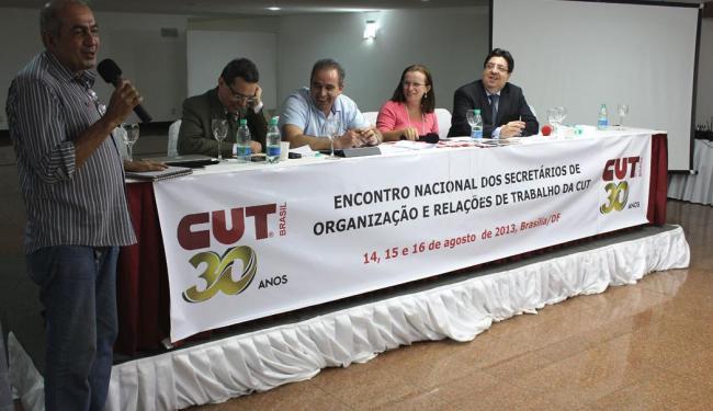 CUT comemora 30 anos com vários eventos - Foto: Luiz Carvalho   CUT