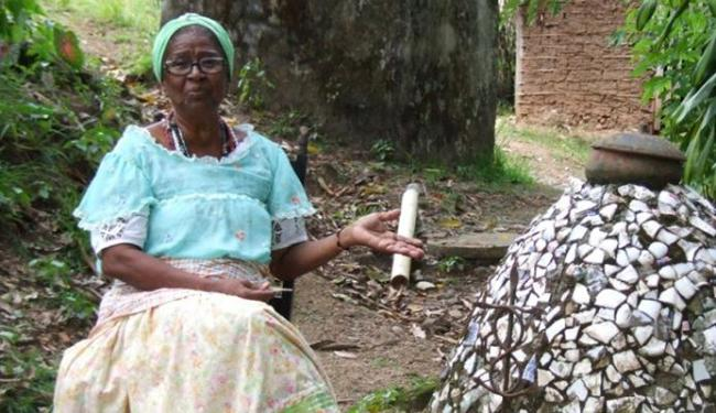 Cena do documentário Povo de Santo, de Wilson Militão, que aborda a religiosidade afro-brasileira - Foto: Divulgação