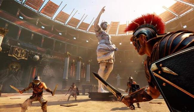 Exclusivo do Xbox One, Ryse: Son of Rome promete ser um dos destaques do novo console - Foto: Divulgação