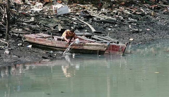 Poluição é um dos grandes inimigos do meio-ambiente - Foto: Diego Mascarenhas| Ag. A TARDE