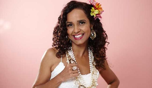Carla Visi interpreta sucessos de Clara Nunes - Foto: Guto Costa | Divulgação