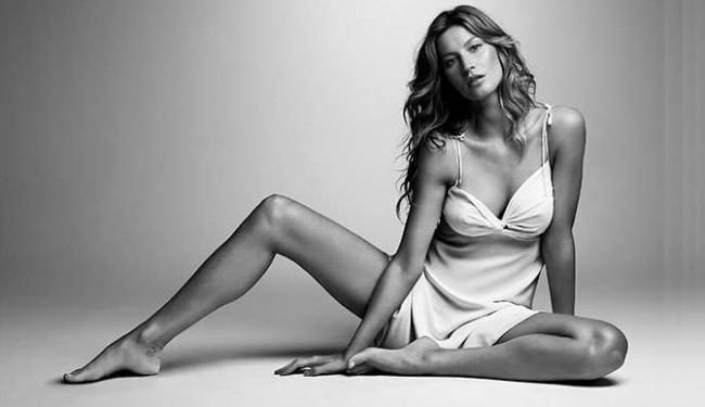 Gisele faturou seis vezes mais que a segundo top model que mais recebe no ano - Foto: Divulgação