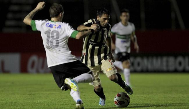 Com o triunfo, Vitória pode empatar no jogo de volta que ainda assim garante vaga na próxima fase - Foto: Eduardo Martins | Ag. A TARDE