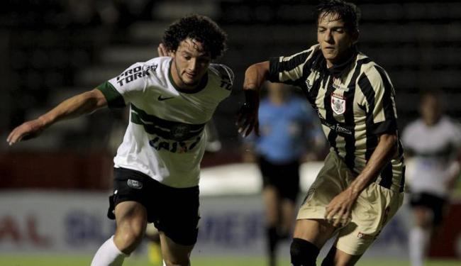 O lateral Euller, 18 anos, vem se destacando como titular do Vitória - Foto: Eduardo Martins | Ag. A Tarde