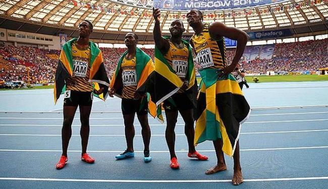 Wada pode deixar o país de fora das principais competições de atletismo - Foto: Kai Pfaffenbach l Reuters
