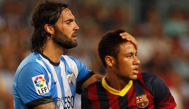Mesmo com Messi machucado, Neymar só entrou em campo na segunda etapa da partida - Foto: Jon Nazca / Agência Reuters