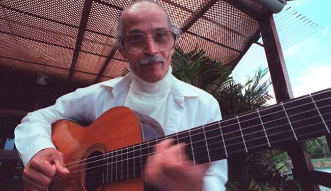 Performance de Baden Powell, gravada em 72, abre o CD com a marca do afrossamba É de Lei - Foto: Tasso Marcelo | AE