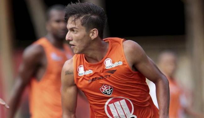 Euller, 18 anos, ganha convocação após partidas como titular do Vitória na Série A - Foto: Eduardo Martins | Ag. A Tarde