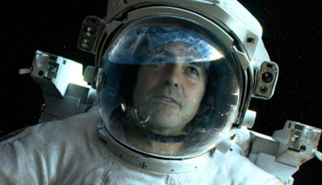 George Clooney é o astro de Gravidade, novo longa de Alfonso Cuarón - Foto: Divulgação