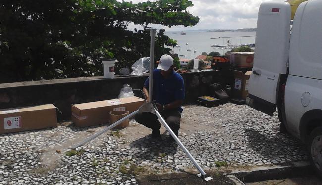 Além da capital, mais 12 cidades baianas receberão os equipamentos. - Foto: Divulgação  Agecom
