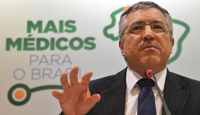 Ministro lamentou a postura de cerca de 50 médicos - Foto: Valter Campanato | ABr