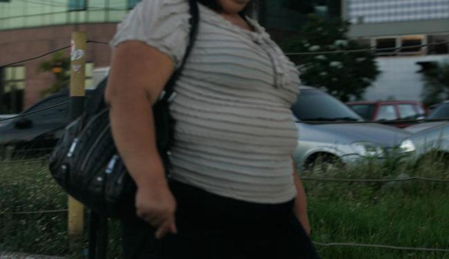 Obesidade aumentou de 9,8%, em 2006, para 14,1% 2013 - Foto: Joa Souza | Ag. A TARDE