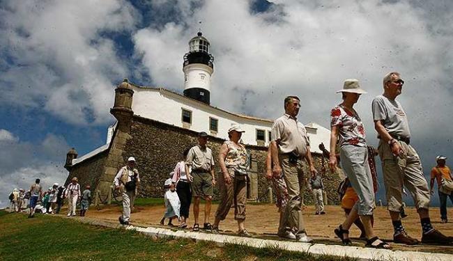 Pesquisa aponta que 5,67 milhões de estrangeiros visitaram o Brasil em 2012 - Foto: Haroldo Abrantes | Ag. A TARDE