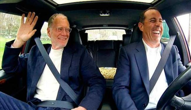 Comediante vai receber convidados em um carro para tomarem café - Foto: Divulgação