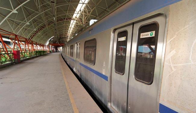 Governo fechou negócio com a CCR para a construção do metrô de Salvador - Foto: Eduardo Martins   Ag. A TARDE