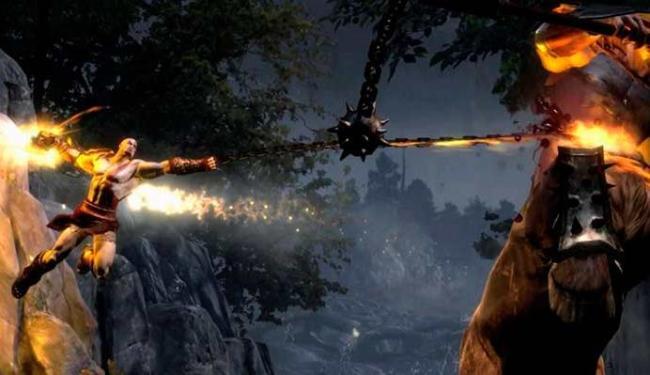 A série God Of War estará em um pacote promocional por R$ 159,99 - Foto: Divulgação