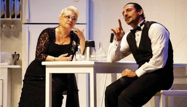 Suely Franco e Tuca Andrada protagonizam espetáculo na Casa do Comércio - Foto: João Caldas | Divulgação