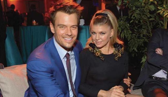 Josh e Fergie se casaram em 2009 e a cantora deu a luz ao primeiro filho do casal - Foto: Divulgação