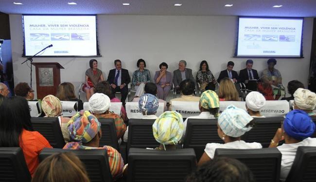 Assinatura do termo foi realizada na Governadoria, no CAB, nesta quinta - Foto: Lúcio Távora | Ag. A TARDE