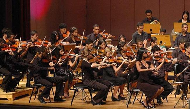 Orquestra Sinfônica Juvenil da Bahia - Foto: Isabel Gouvea   Divulgação