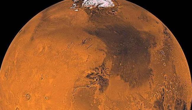 Será que viemos todos de Marte? Segundo cientista, sim! - Foto: Nasa   Divulgação