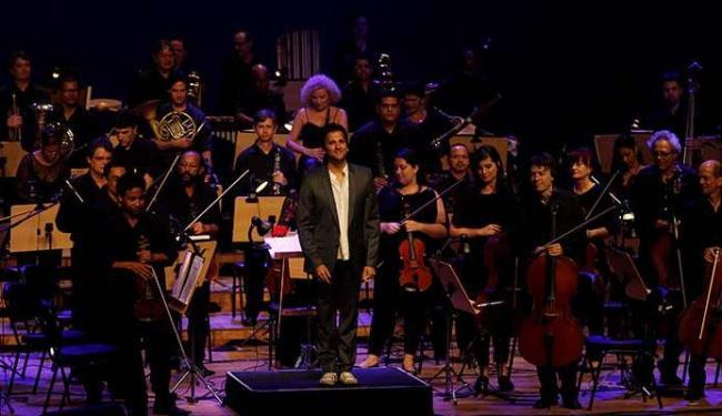 programa da noite reúne algumas das mais expressivas árias e peças de Verdi - Foto: Eduardo Martins   Ag. A TARDE