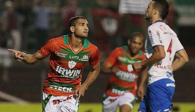 Portuguesa dominou a partida no Canindé - Foto: Marcos Bezerra | Futura Press