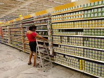 Alimentos enlatados devem ser evitados por pacientes com catapora - Foto: Marco Aurélio Martins | Ag. A TARDE