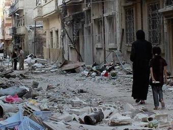 De acordo com a ONU, 5 milhões de sírios estão desalojados - Foto: Agência Reuters