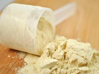 Whey Protein - Foto: Divulgação