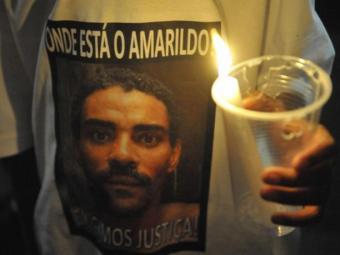 Amarildo está desaparecido desde a noite de 14 de julho - Foto: Agência Brasil