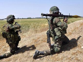 Intervenção militar do ocidente está cada vez mais próxima, segundo jornal - Foto: Sana Handout | Efe
