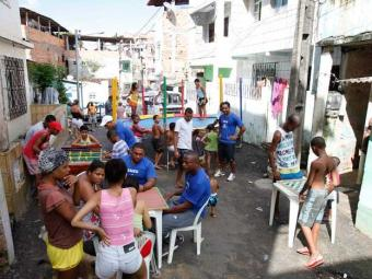 Adultos e crianças podem se divertir perto de casa - Foto: Marco Aurélio Martins   Ag. A TARDE