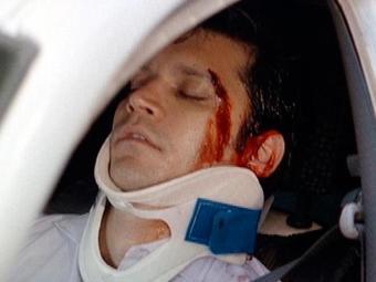 Publicitário sofre traumatismo craniano e precisa ser operado - Foto: TV Globo | Divulgação
