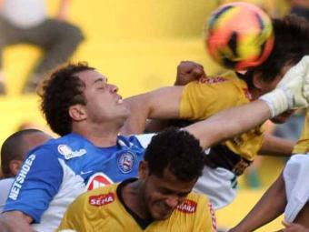 No primeiro turno, em Santa Catarina, deu Criciúma: 3 a 1 - Foto: Fernando Ribeiro | Folhapress