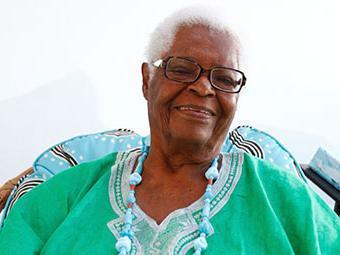 Mãe Stella é a primeira intelectual do movimento afro a ser nomeada para a Academia de Letras - Foto: Fernando Vivas | Ag. A TARDE