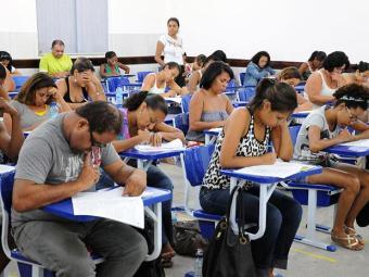 Vencimentos podem chegar a R$ 12.053,64 após a primeira avaliação de desempenho - Foto: João Raimundo | Prefeitura de Lauro de Freitas