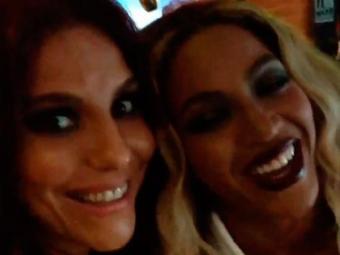 Ivete Sangalo e Beyoncé aparecem juntas em vídeo - Foto: Reprodução