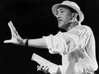 Yasujiro Ozu em ação - Foto: Divulgação