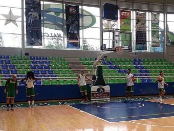 Brasil realiza primeiro treino na cidade mexicana de Xalapa, em Veracruz - Foto: Divulgação l CBB