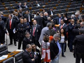 Comissão Geral debateu PL dos terceirizados na Câmara - Foto: Agência Brasil
